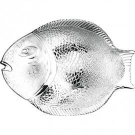 Rybie tanier 360x250 mm