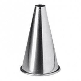 koncovka okrúhla oceľová 0,5 cm