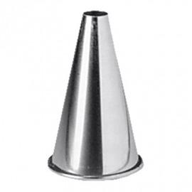 koncovka okrúhla oceľová 0,8 cm