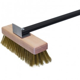 mosadzná kefka pre čistenie rúry l 1100 mm