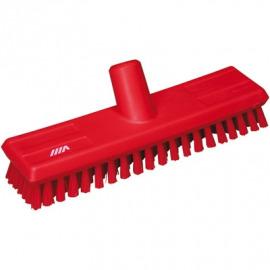 tvrdá Kefa na čistenie podlahy 270x65x100 mm, 25 mm modré vlasy