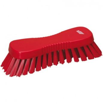 tvrdá Kefa topy mm/205x75x58 185x65x53 mm, 33 mm biela vlasy