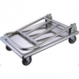 Dopravný vozík skladací z nerezovej ocele