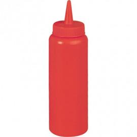 Dávkovač omáčok červený 0,7 l