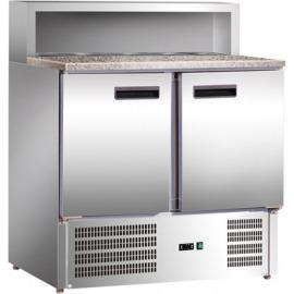 Chladiaci pult na pizzu 2 dvere eco