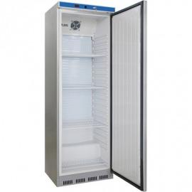 Chladnička 350 l interiér abs, nerezová oceľ