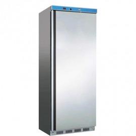 Chladnička 600 l interiér abs, nerezová oceľ