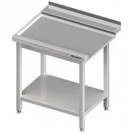vybíjanie Stôl (l), s policou umývačky silanos 800x700x880 mm skrutka
