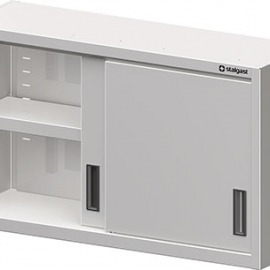 skrinka, posuvné dvere, 800x300x600 mm