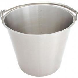15 liter vedro bez krúžku
