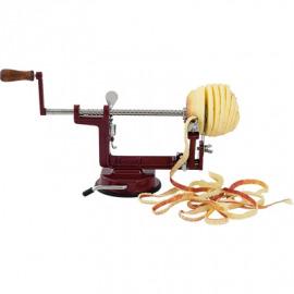 zariadenie pre lúpanie a krájanie jabĺk