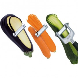 Sada 3 julienne nože 3,6,45 mm