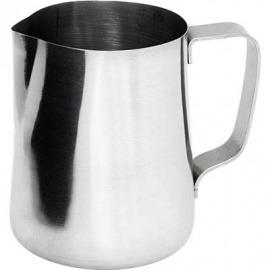 oceľ džbán pre napenenie mlieka 0,6 l