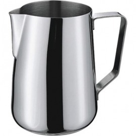 oceľ mlieko džbán 1,5 l